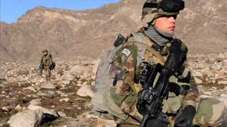 Military tribute video: Iron Maiden-These Colors Don't Run