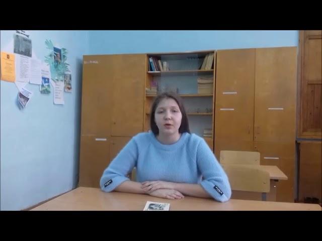 Изображение предпросмотра прочтения – ЛанаКара читает произведение «Мне нравится, что Вы больны не мной...» М.И.Цветаевой