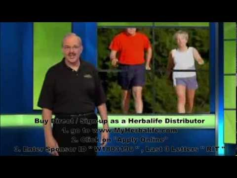 Dr David Heber, Herbalife Total Control® Formula 1 and Cell Activator, Herbalife Products