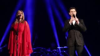 Виктория и Антон Макарские. Живой концерт, в Калуге, 3 января 2018, ДК «Арена КТЗ»