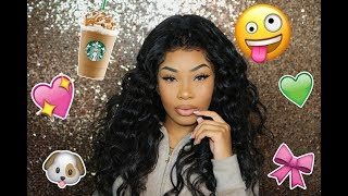 ♡ get to know me tag ♡ aaliyah jay