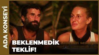 Dalaka'dan Hikmet'e İlginç Teklif - Survivor 62. Bölüm