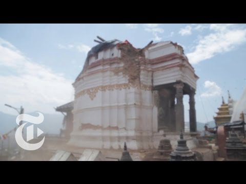 Nepal Earthquake 2015: Videos Capture Second Quake | The New York Times