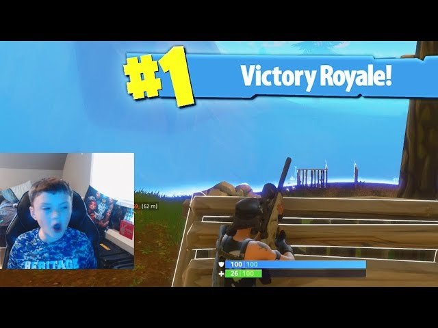 Fortnite gameplay no commentary solo win