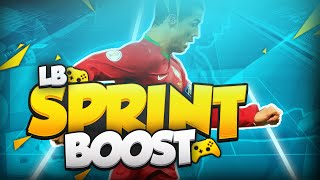 FIFA 16 LB Sprint Boost Tutorial