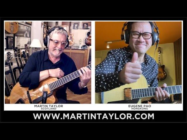 MARTIN TAYLOR & EUGENE PAO