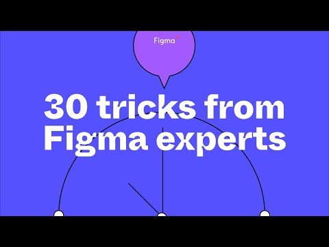 Office Hours: 30 time-saving tricks from Figma experts