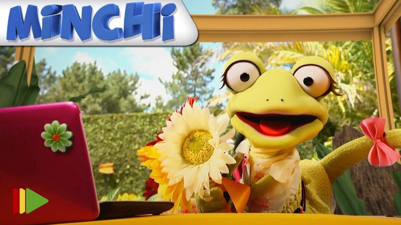 Las Aventuras de Minchi | Episodios para NIÑOS | La PRIMAVERA ya llegó | +13 minutos