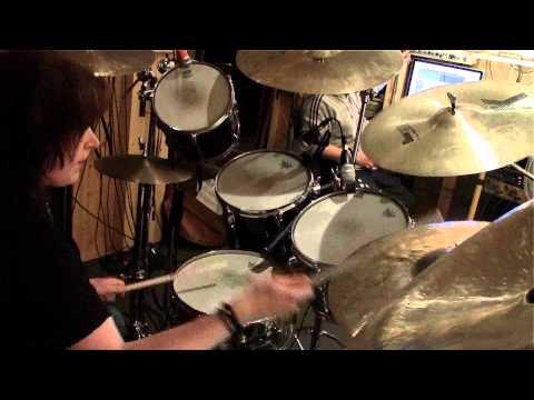 Iron Maiden - Phantom of the Opera (Drum Cover)