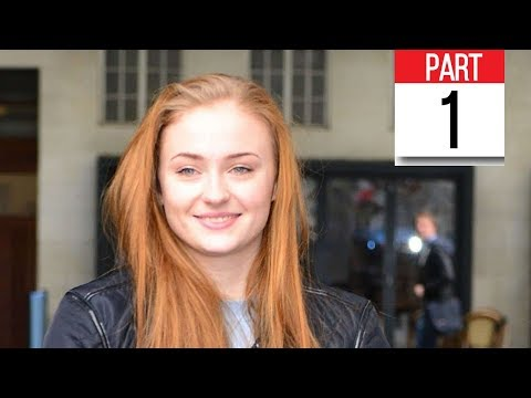 Sophie Turner  Cute and Funny Moments