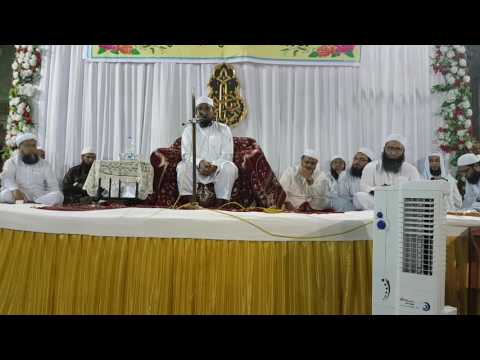 QARI AHMAD HUSEN SAHAB FALAHI TARTIL MEHFIL E HUSN E QIRAAT RANI TALAB SURAT 24-03-2017