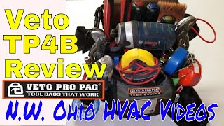 Veto Pro Pac TP4B Review By A HVAC/R Technicians Perspective