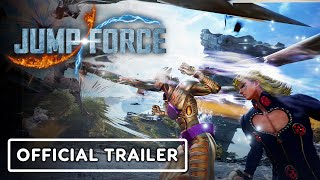 Jump Force - Official Giorno Giovanna Gameplay Trailer