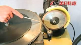 WELDING SAW BLADE GRINDER MR-Q8-----MEIRI MACHINE TOOLS