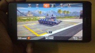Infinite Tanks Multiplayer Gameplay on Android + Download link