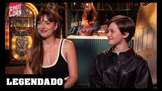 [LEGENDADO] Dakota Johnson e Cailee Spaeny - HotCorn