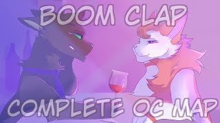【 ★BOOM CLAP★-COMPLETE OC MAP 】