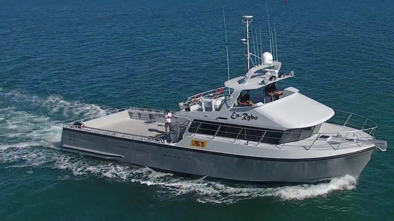 """15101 72' Rock Lobster Fishing Vessel """"En-Rybo"""" - YouTube"""