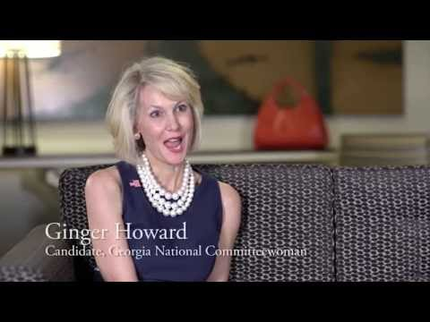 Ginger Howard - Candidate Republican National Committeewoman for Georgia