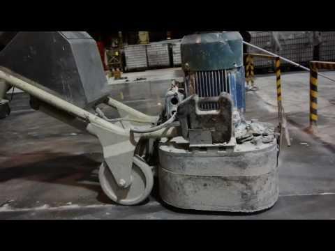 BGSB concrete polishing