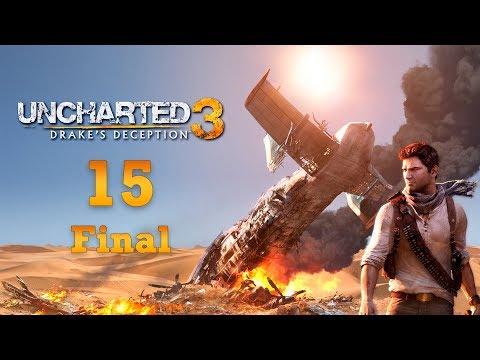 Uncharted 3│15│Final de esta aventura