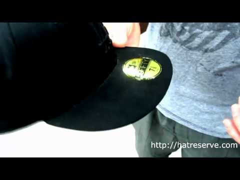 1506f0825c4 Why You Keep Your Stickers on your 59fifty New Era Hat or Cap - YouTube