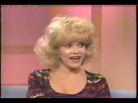 Rebeca Arthur on Chuck Woolery   12491