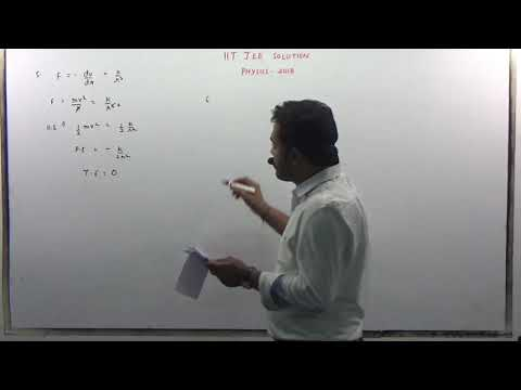 IIT JEE Mains 2018 Solution of Physics Code B
