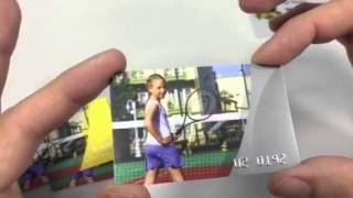 видео маджента пластиковые карты
