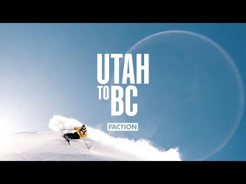 UTAH TO BC
