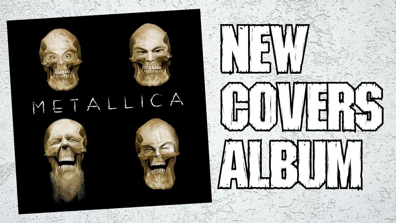 Upcoming Metallica Covers Album New Garage Inc Andriy