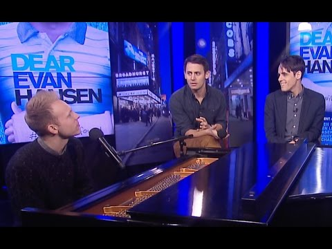 "Theater Talk: ""Dear Evan Hansen"" Creatives, Part 1"