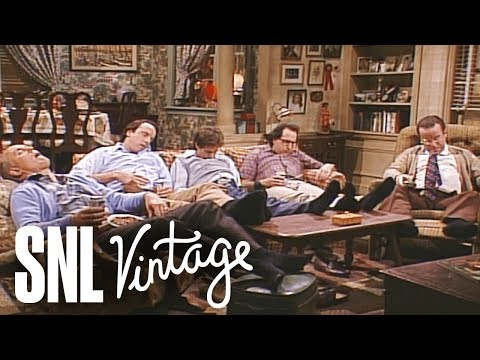 Thanksgiving with the Keisters - SNL