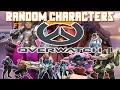 OVERWATCH | RANDOM CHARACTER MATCHES FT RACKCITY & HENTAI GANG #GxdSquad [HD]
