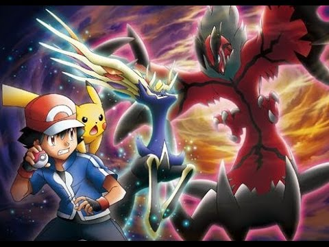 Pokemon Xy The Movie Cocoon Of Destruction New Artwork