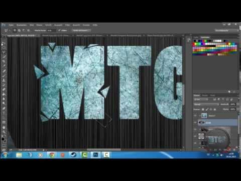 how to make a professional logo in photoshop cc