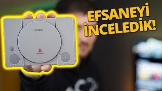 İlk GTA'yı Hatırlamak İster misiniz? PlayStation Classic inceleme!