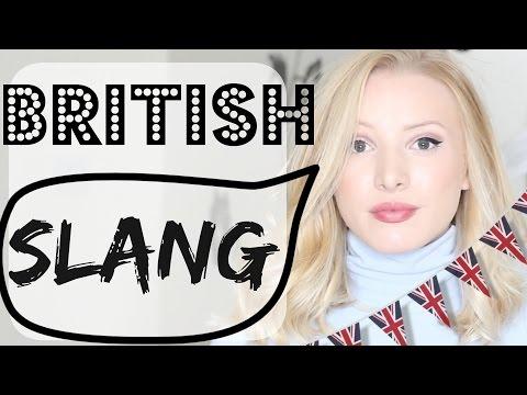 BRITISH SLANG | 5 Colloquial British English Words