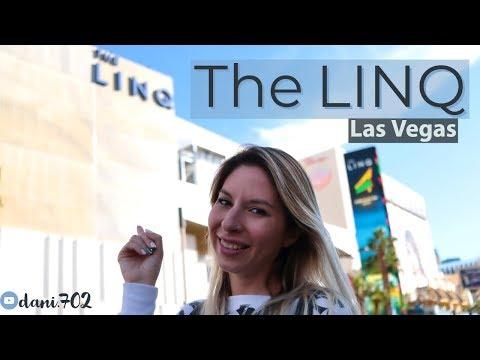 The Linq Las Vegas | Hotel Walk & Promenade