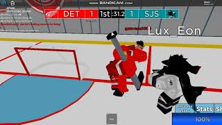 Roblox - Hockey World || New pickups (desc.)