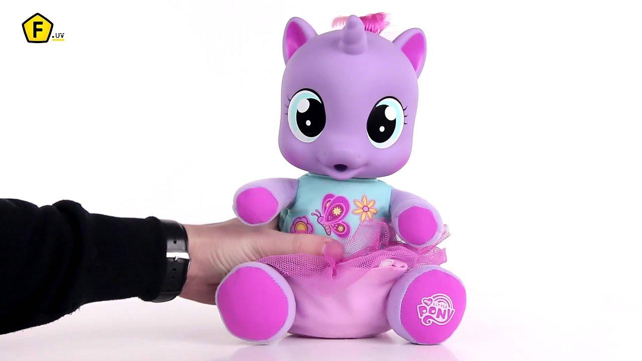 Купите игрушки my little pony с бесплатной доставкой по москве в. Пони малышка my little pony фларри харт (со световыми и звуковыми эффектами ).