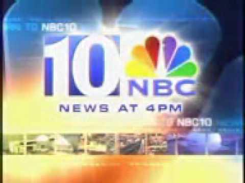 Wcau Philadelphia Nbc 10 Nbc 10 News At 400 2003 Open Youtube