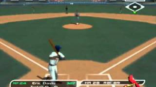 Triple Play 2000 - N64 Gameplay