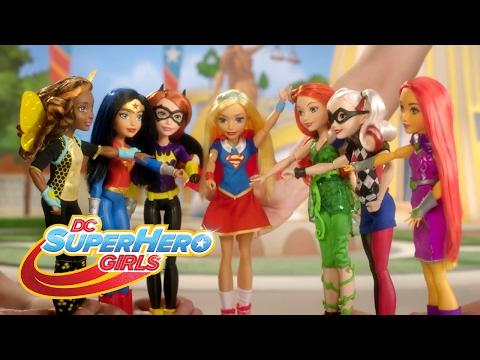 DC Super Hero Girls Action Dolls | DC Super Hero Girls