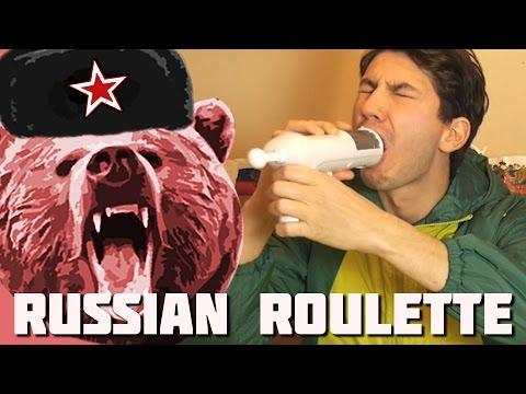 RUSSIAN ROULETTE CHALLENGE | #realfuckingrussian