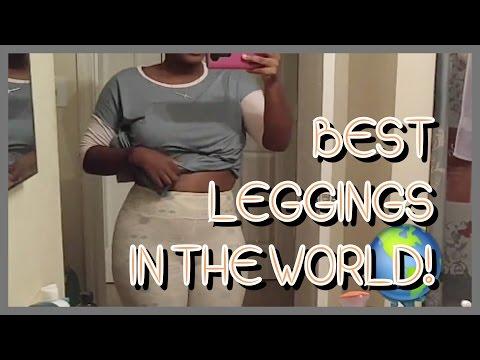 BEST LEGGINGS IN THE WORLD! LuLaRoe REVIEW!