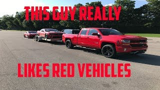 EXPOSED! GuitarmageddonZl1 his new Chevy Silverado. Look what he had me take off.!
