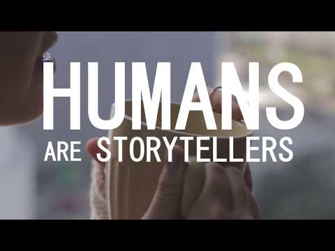 Humans Are Storytellers || Tell Your Story