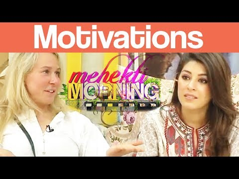 Mehekti Morning - Motivations - 15 August 2017 - ATV