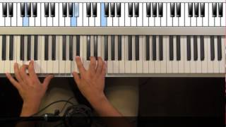 Beyonce Crazy in Love | Fifty Shades of Grey Soundtrack | Piano Tutorial